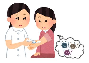インフル 予防 接種 体調 不良